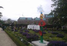 Miro Tuin Rijksmuseum