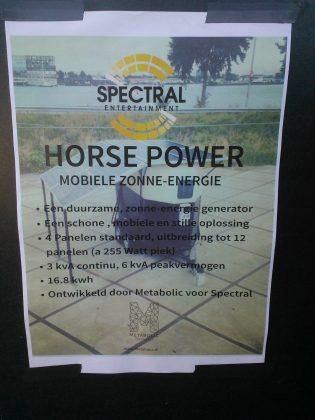 Metabolic HorsePower