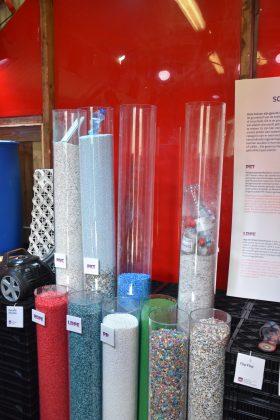 Recycled Plastic Overzicht