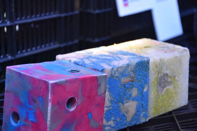 Recycled Plastic Bouwstenen