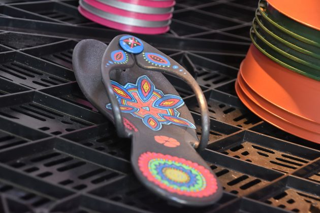 Recycled Plastic Flipflop