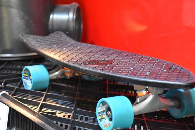 Recycled Plastic Skateboard