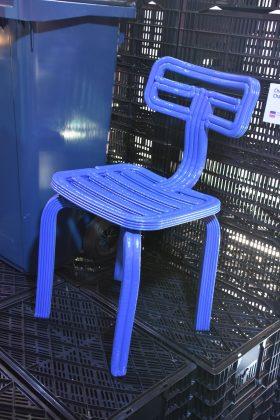 Recycled Plastic Stoel